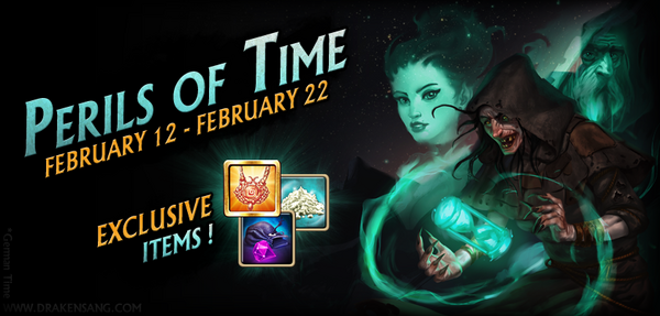 Perils of Time Banner