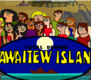 Drama Total: Isla Wawaitew/Episodio 1