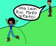 Lian huye de su peor miedo