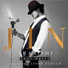 Akanishi Jin-Test Drive-MA