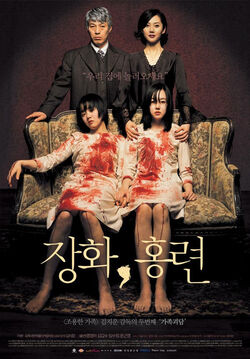 Tale of two sisters 2003 poster