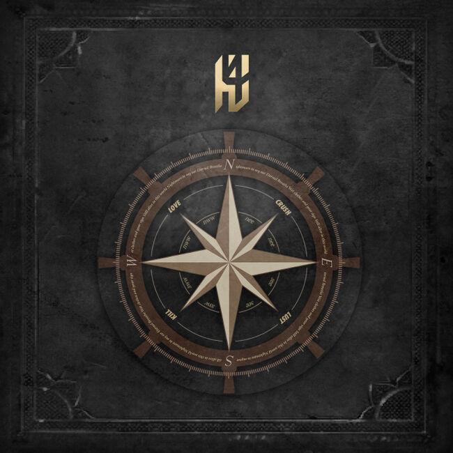 14U - 나침반 (N.E.W.S)-CD
