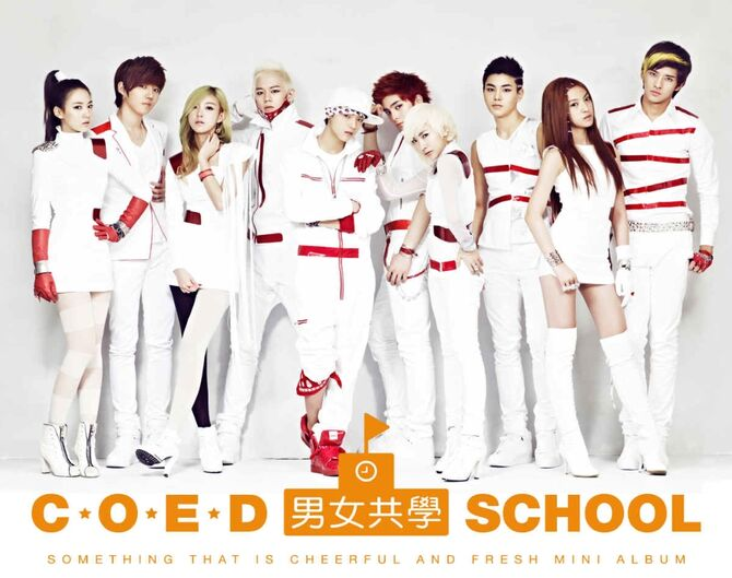 Coed School Something that Is Cheerful And Fresh