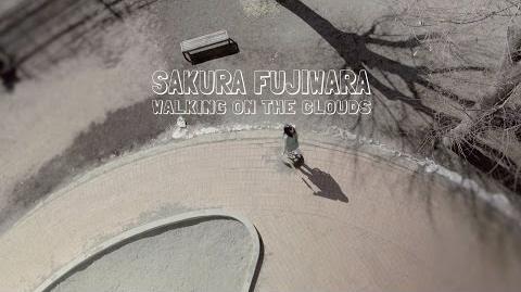 Fujiwara Sakura - Walking on the clouds