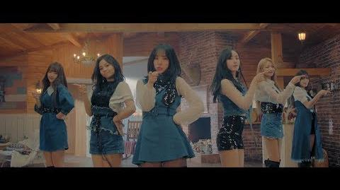 MV GFRIEND - SUNRISE -JP ver
