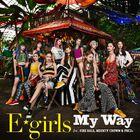 E-girls - My Way-CD