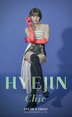 Hye Jin Craxy