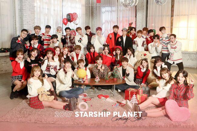 Starship Planet2017