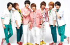 Kis-My-Ft2 Kimi to no kiseki-promo
