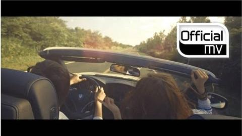 MV Young Jun(영준) (Brown Eyed Soul) Driving Road (Feat