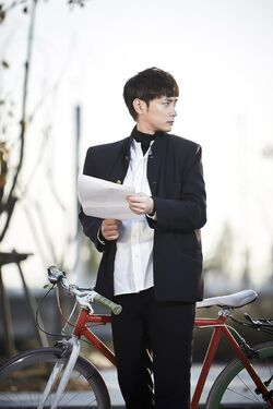 Min Kyung Hoon Sweet Dreams