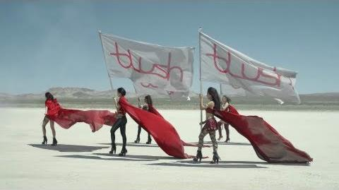 Blush - WARRIOR Official Music Video