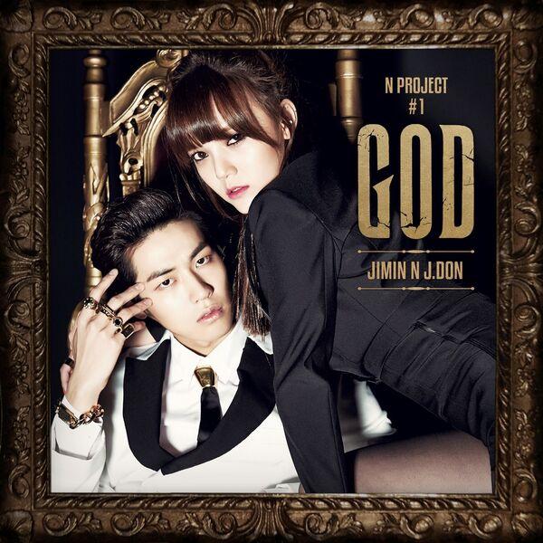 Jimin N J.Don - GOD