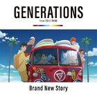 GENERATIONS - Brand New Story-CD
