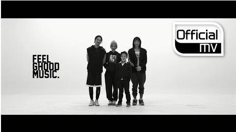 MV Yoonmirae(윤미래) with Tiger JK(타이거JK) & Bizzy(비지) Angel