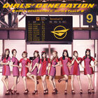 Girls' Generation GIRLS&PEACE 2nd Japanese Album Cover