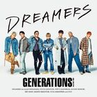 GENERATIONS - DREAMERS-CD