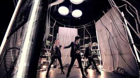 ZE A 제국의아이들 MinWoo Japan Unit 3Peace☆Lovers PV Teaser Virtual Love