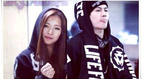 -Eng Sub- GOT7 Jackson Gets Too Shy Meeting His Ideal Girl Song Ga Yeon