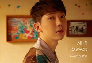 Jo Kwon-01 Daybreak