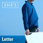 SHE'S - Letter