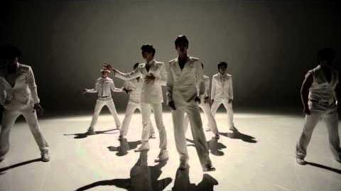 TVXQ - Before U Go (Dance Ver