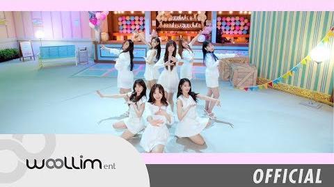 """러블리즈(Lovelyz) """"그날의 너"""" Official MV"""