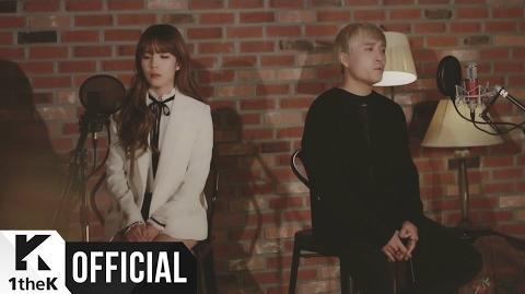 MV Monday Kiz(먼데이 키즈), Kim Na Young(김나영) Tears(눈물)