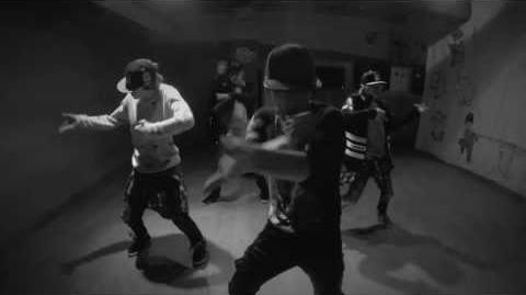 -ETC- SEVENTEEN Dance Practice Video 1