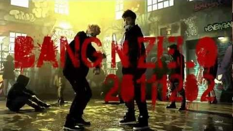BANG & ZELO - Look At Me (Never Give Up Intro)