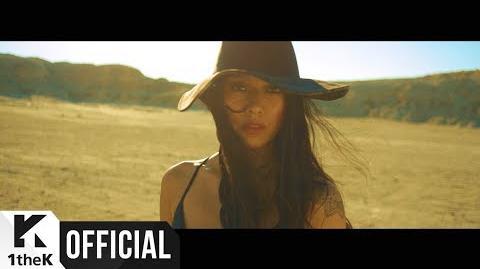 Lee Hyo Ri - Black