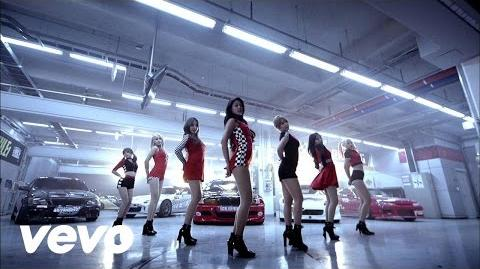 AOA - Give Me The Love (Feat Takanori Nishikawa)