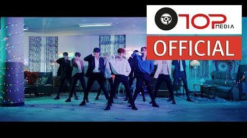 UP10TION(업텐션) CANDYLAND M V Dance ver.