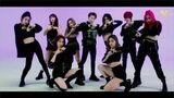 【THE9】《斯芬克斯(SphinX)》舞蹈练习室MV