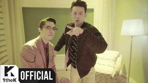 Eddy Kim - Paldangdam (팔당댐) (Con Beenzino)