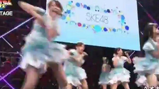 MV SKE48 オキドキ