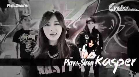 PLAY THE SIREN CYPHER