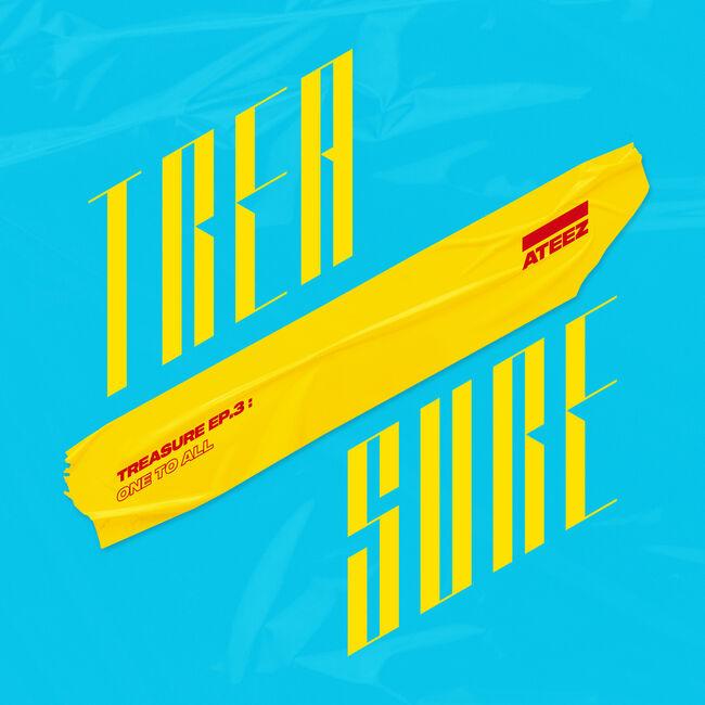 ATEEZ - TREASURE EP.3-CD