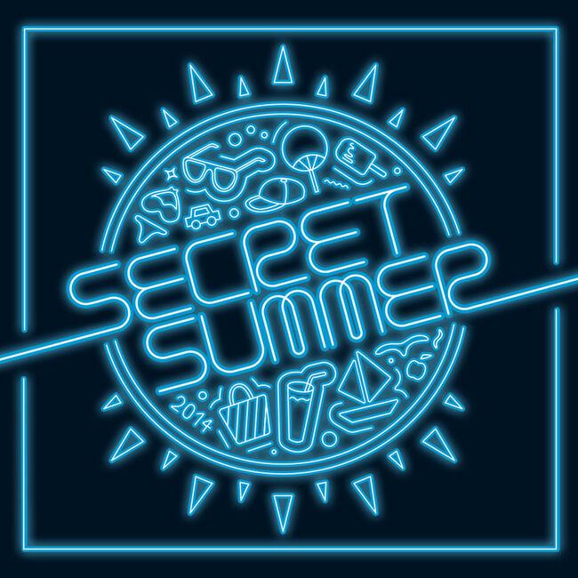 Secret Summer Cover