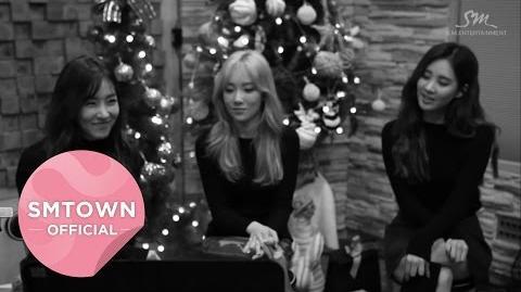 Girls' Generation-TTS - Winter Story (Live Acoustic Version)