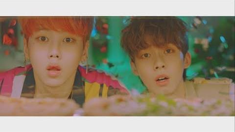 HNB 우진영, 김현수 '설레고 난리 (Falling in love)' MV