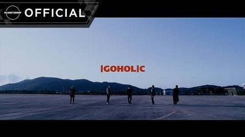 플라네타리움 레코드(Planetarium Records PLT) - 'IGOHOLIC' M V