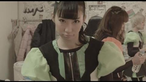 "BiS ""ODD FUTURE(Special Edit)"" Music Video -ファーストサマーウイカ Ver"
