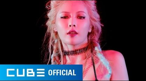 HYUNA - Roll Deep (Feat Jung Il Hoon Of BTOB)