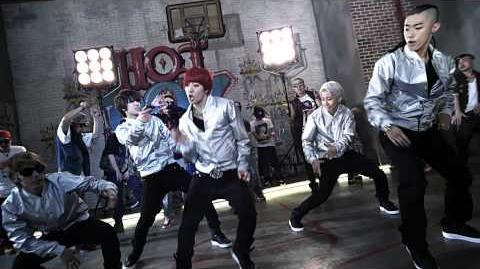 M V Music Video 빅스타 인트로 뮤직비디오
