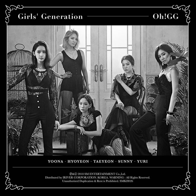 Oh!GG - Lil' Touch