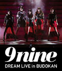 9nine - DREAM LIVE BD