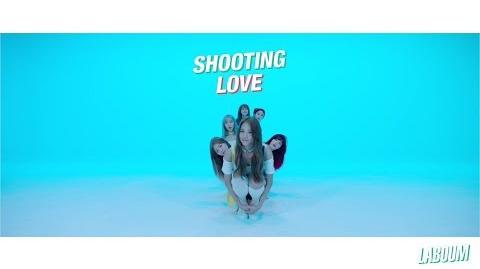 "LABOUM(라붐)- ""푱푱(Shooting Love)"" Performance ver"