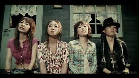 Brown Eyed Girls - Hold The Line MV (720p HD)