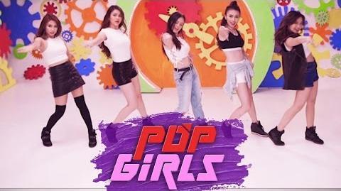 Pop Girls — Bad Boy Official Music Video